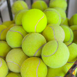 Tenisowe piłki Zdjęcie Stock