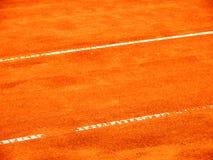 Tenisowego sądu linia (285) Zdjęcia Royalty Free