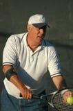 tenisowy gracza Obraz Royalty Free