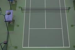 Tenisowy sąd Fotografia Stock