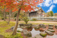 Tenmangu shrine at Dazaifu in Fukuoka, Japan Stock Photos