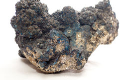 Tennantite a copper alloy Royalty Free Stock Photo
