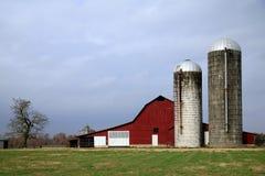 Tennessee-Bauernhof Stockfotos