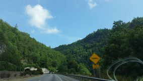 Tennessee-Berge Stockbilder