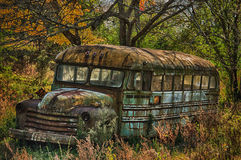 Tennessee Bus Royalty Free Stock Photo