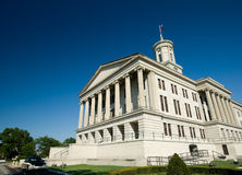 Tennessee Capitol Stock Photo