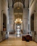 Tennessee Capitol Corridor images libres de droits