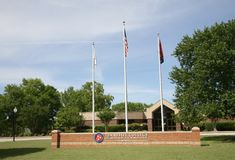 Tennessee College of Applied Technology Building Royalty Free Stock Photos