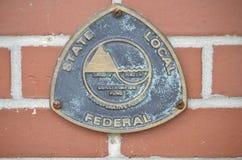 Tennessee Federal State en Lokaal Behoudsfonds royalty-vrije stock foto