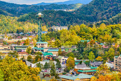 Tennessee gatlinburg Obrazy Stock