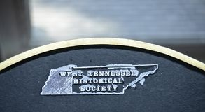 Tennessee Historical Society ad ovest immagini stock