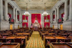 Tennessee House Chamber Royalty Free Stock Photography