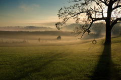 Tennessee-Landschaft Stockfoto