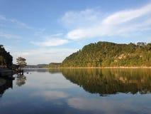 Tennessee River Front Royalty-vrije Stock Afbeeldingen