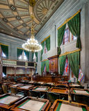 Tennessee Senate Chamber stock photos