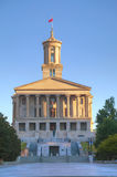 Tennessee stanu Capitol budynek w Nashville Zdjęcia Royalty Free