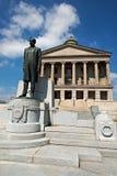 Tennessee State Capital lizenzfreie stockbilder