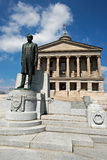 Tennessee State Capital Royalty Free Stock Images