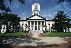 Tennessee State Capitol Building Stock Image