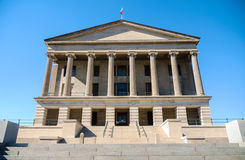 Tennessee State Capitol Building Stock Photo