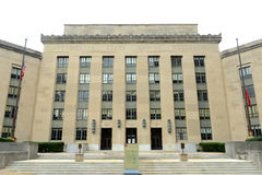 Tennessee State Office Building, Nashville, TN, EUA Imagens de Stock