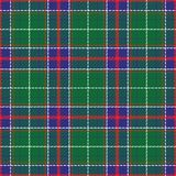 Tennessee State Tartan. Seamless pattern for fabric, kilts, skir. Tennessee Tartan. Seamless pattern for tartan of U.S. state Tennessee for fabric, kilts, skirts vector illustration
