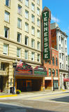 Tennessee Theatre Stock Image