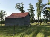 Tennessee Tobacco Barn Fotografía de archivo libre de regalías