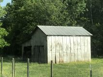 Tennessee Barn stock image