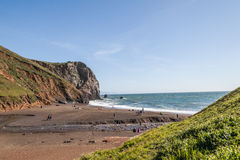 Tennessee Valley Beach Stock Photo