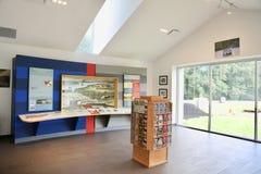 Tennessee Welcome Center Interior arkivbilder
