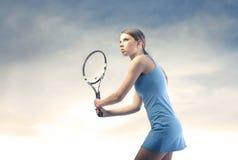Tennis Fotografia Stock Libera da Diritti