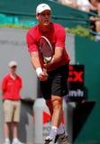 Tennis 2012 di Tomas Berdych Fotografia Stock Libera da Diritti