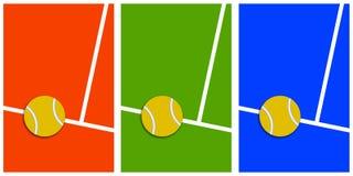 Tennis stock illustration