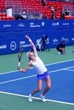 Tennis. Petra martic  (croatia)  at bmw malaysia open Stock Image