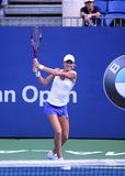 Tennis. Petra martic  croatia  at bmw malaysia open Royalty Free Stock Photo