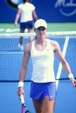Tennis. Petra martic  (croatia)  at bmw malaysia open Stock Photo
