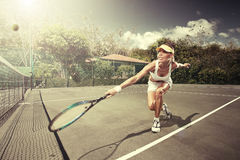 Tennis Images stock
