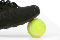 Tennis Images libres de droits