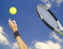 Tennis royalty free stock photos
