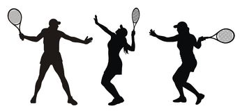 Tennis Royalty Free Stock Images