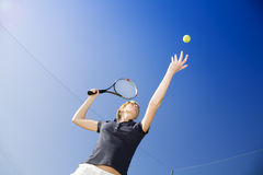 Tennis Fotografie Stock