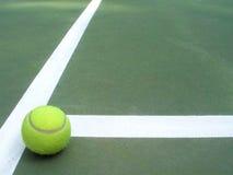 Tennis aan T Royalty-vrije Stock Afbeelding
