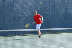 Tennis Action Stock Photography