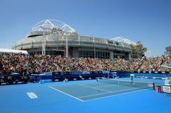 Tennis aperto dell'australiano Fotografie Stock