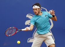 Tennis argentino Leonardo Mayer Immagine Stock