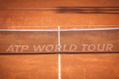 tennis Atp-världen turnerar italy rome Fotografering för Bildbyråer