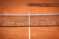 Tennis. ATP World Tour. Rome, Italy. Stock Image