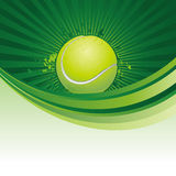 Tennis background Stock Photos