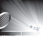 Tennis background. Stock Photography